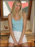 Bionda carina Sopra Vive Webcam